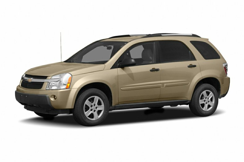 Chevrolet Equinox I 2004 - 2009 SUV 5 door #4