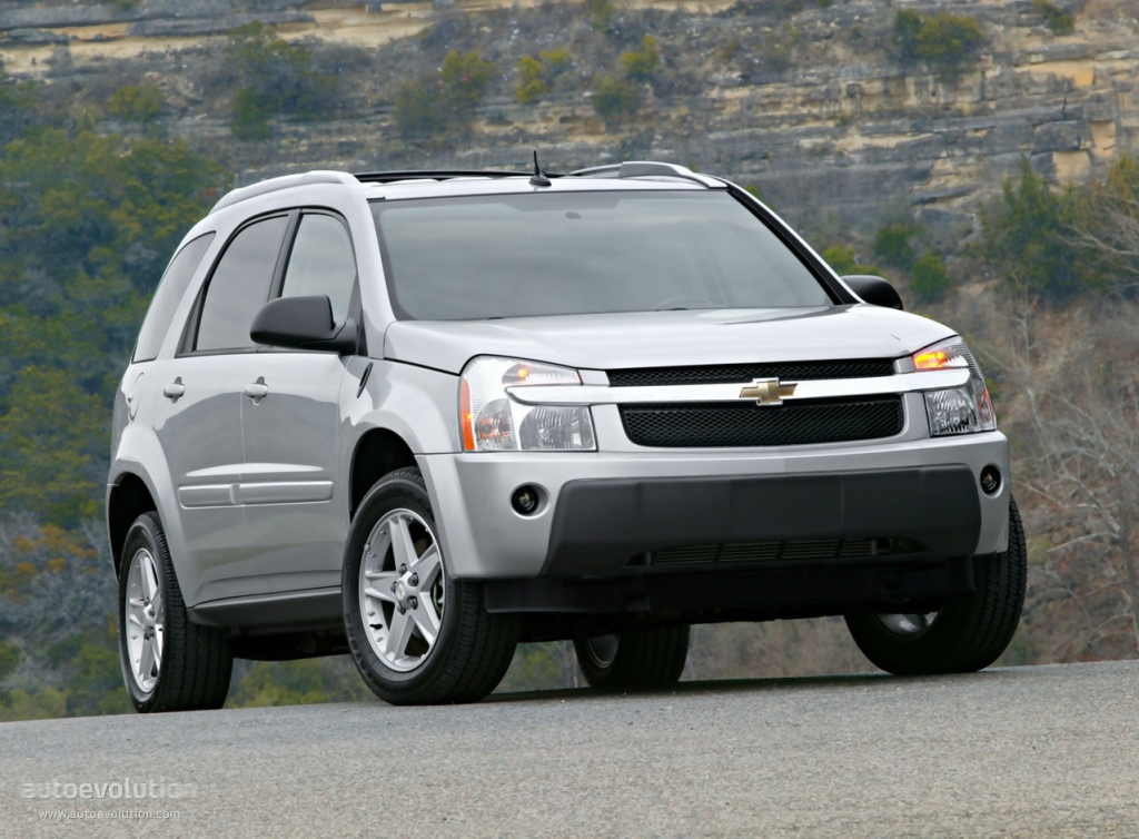 Chevrolet Equinox I 2004 - 2009 SUV 5 door #2