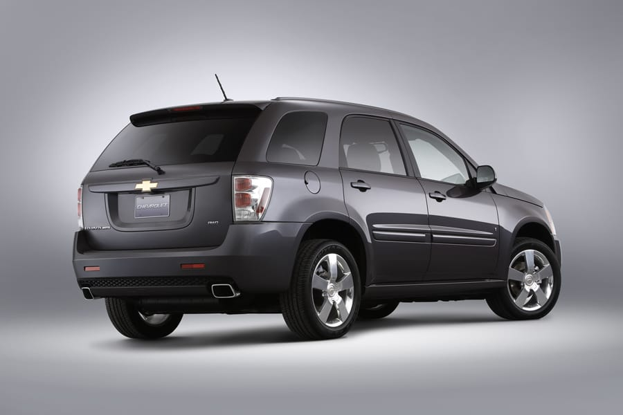 Chevrolet Equinox I 2004 - 2009 SUV 5 door #1
