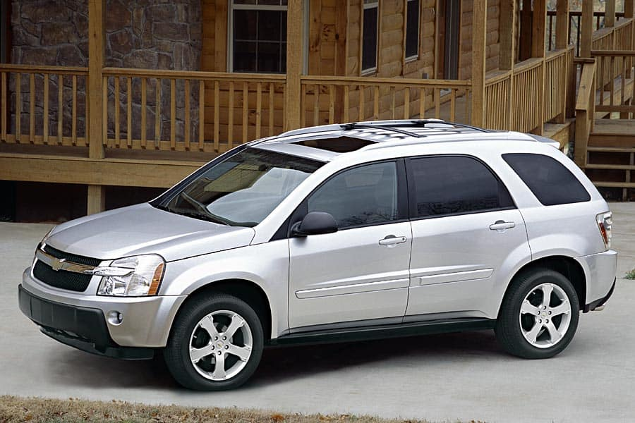 Chevrolet Equinox I 2004 - 2009 SUV 5 door #7