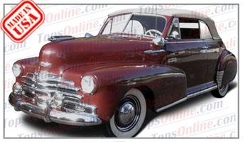 Chevrolet Fleetmaster 1946 - 1948 Cabriolet #4