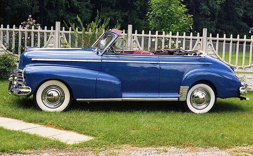 Chevrolet Fleetmaster 1946 - 1948 Cabriolet #1