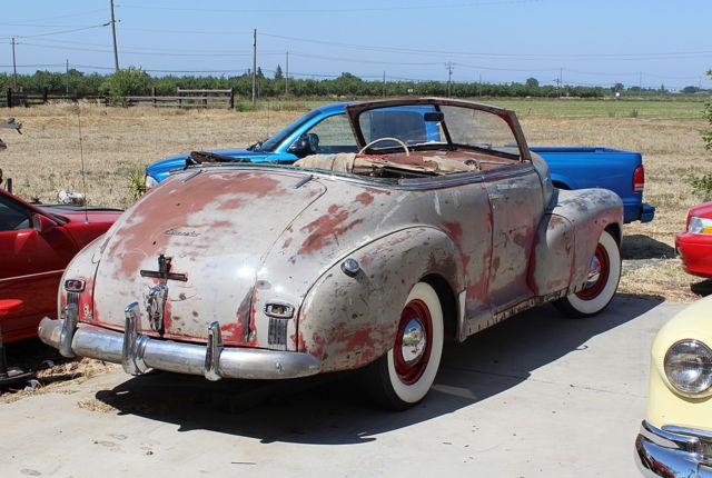 Chevrolet Fleetmaster 1946 - 1948 Cabriolet #2