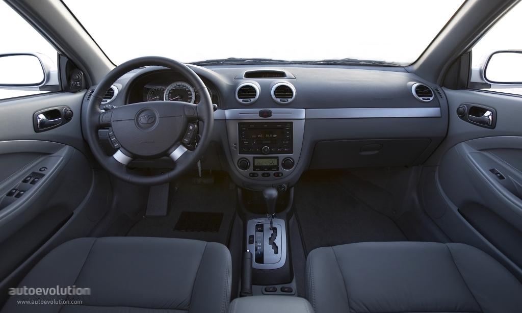 Chevrolet Nubira 2003 - 2010 Sedan #3