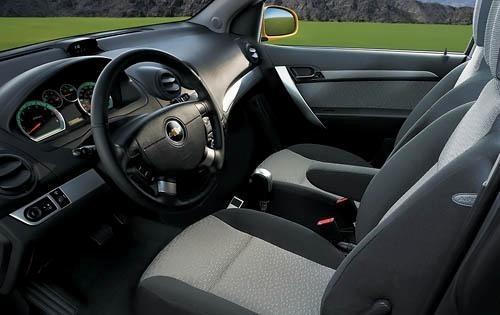 Chevrolet Lanos I 2005 - 2009 Sedan #6