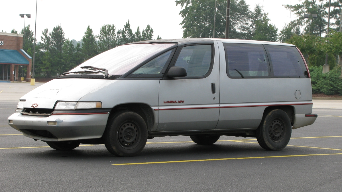chevrolet lumina apv 1989 1996 minivan outstanding cars outstanding cars