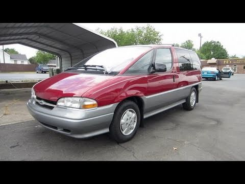 Chevrolet Lumina APV 1989 - 1996 Minivan #2