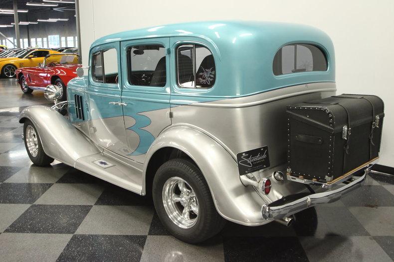 Chevrolet Master 1933 - 1942 Hatchback 4 door #3