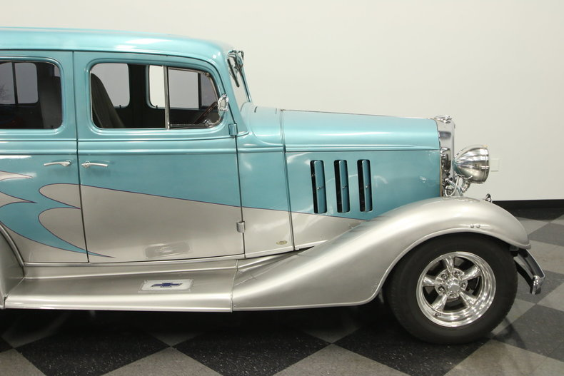 Chevrolet Master 1933 - 1942 Hatchback 4 door #1