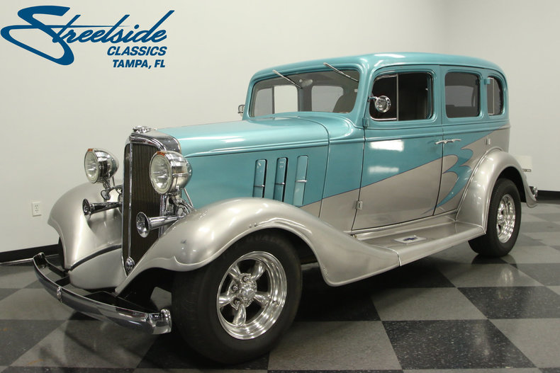 Chevrolet Master 1933 - 1942 Hatchback 4 door #8