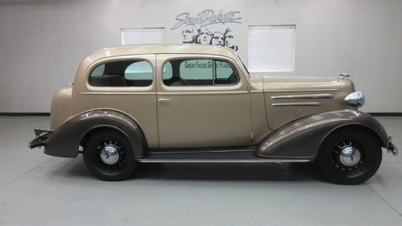 Chevrolet Master 1933 - 1942 Hatchback 4 door #2