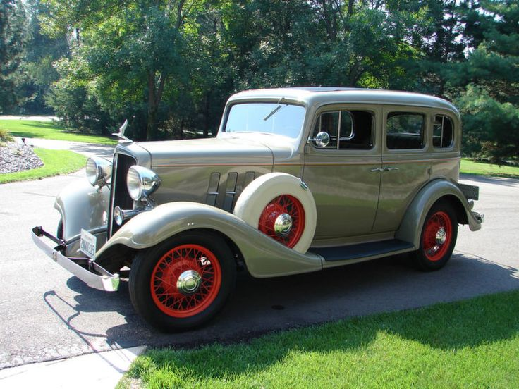 Chevrolet Master 1933 - 1942 Hatchback 4 door #4