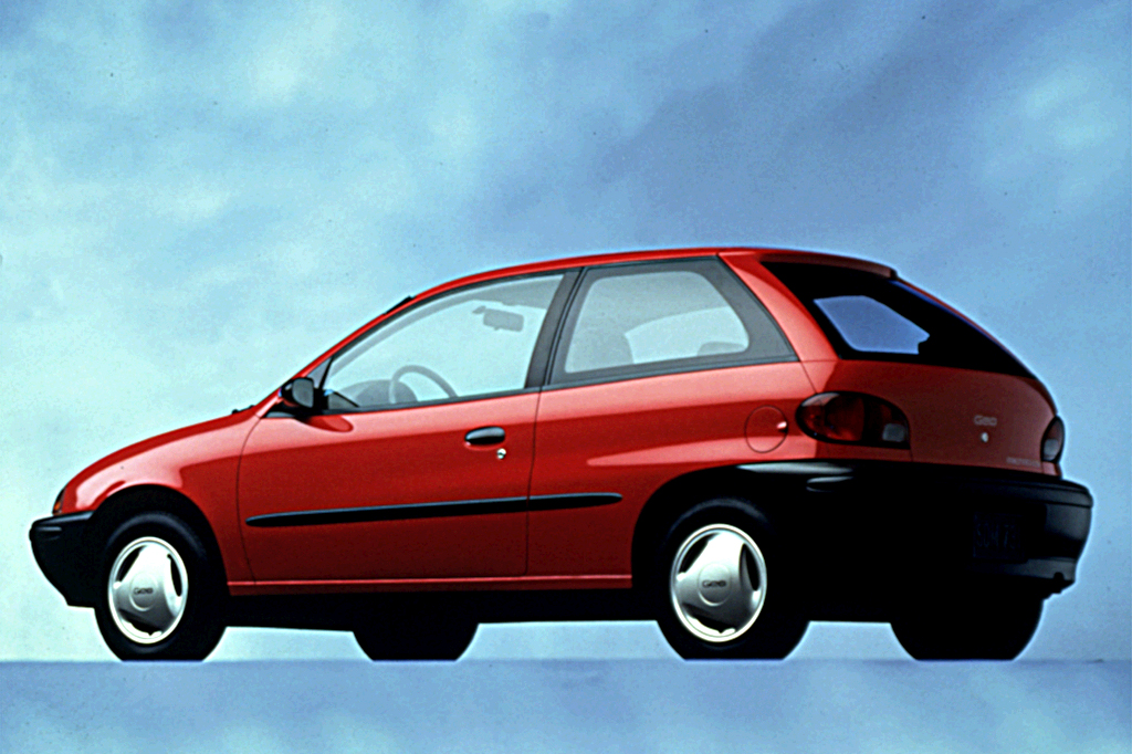 Chevrolet Metro 1998 - 2001 Hatchback 3 door #3