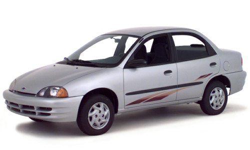 Chevrolet Metro 1998 - 2001 Hatchback 3 door #1