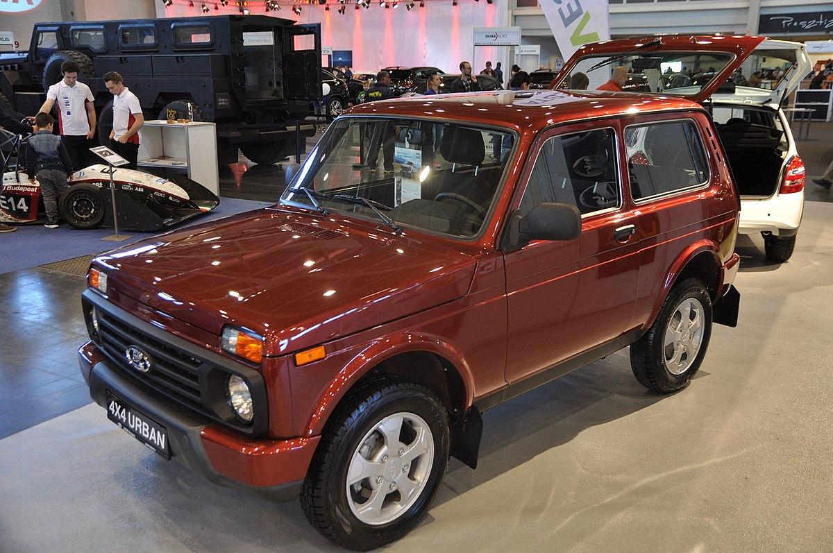 LADA 2329 1995 - now Pickup #7