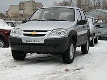 Chevrolet Niva I 2002 - 2009 SUV 5 door #7