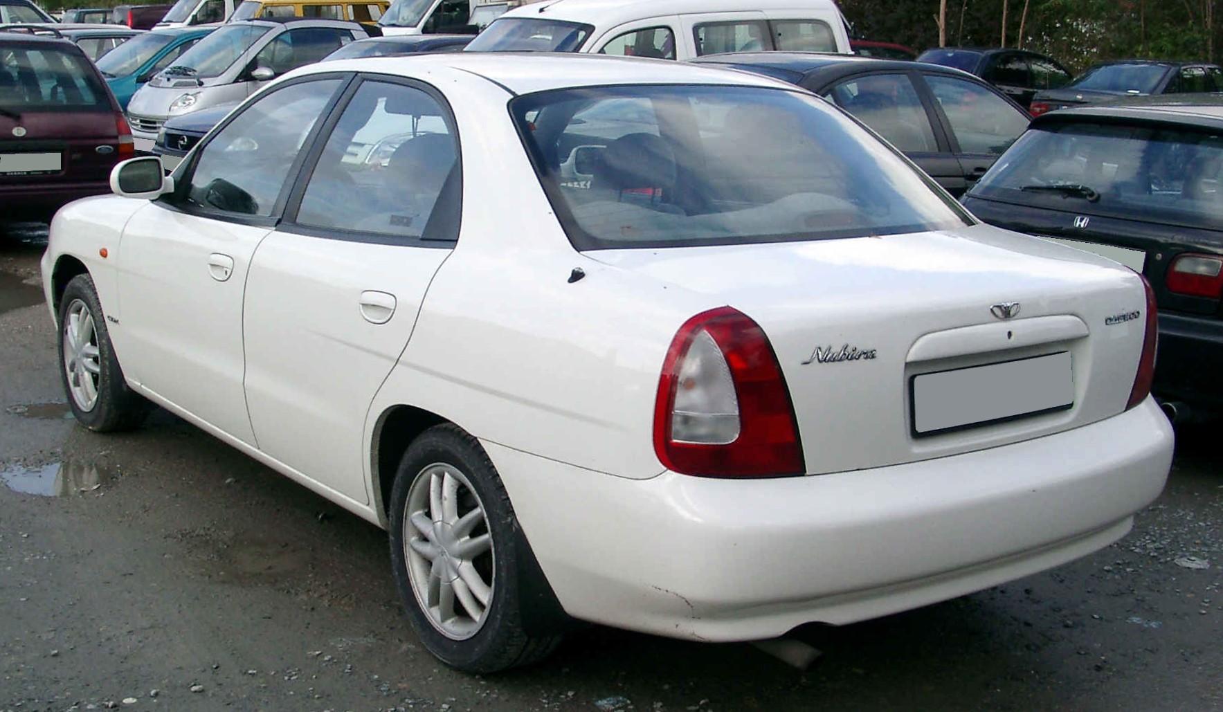 Chevrolet Nubira 2003 - 2010 Sedan #4