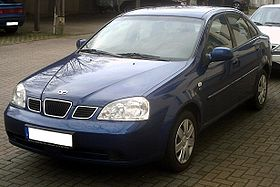 Chevrolet Nubira 2003 - 2010 Sedan #6