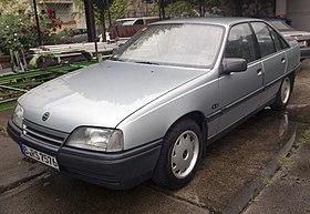 Vauxhall Omega B Restyling 1999 - 2003 Sedan #2