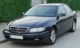 Opel Omega B Restyling 1999 - 2003 Station wagon 5 door #8