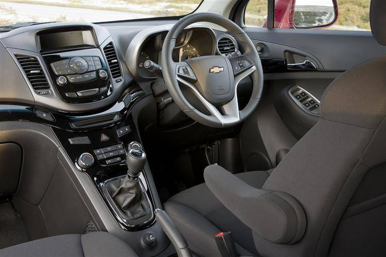Chevrolet Orlando I 2011 2015 Compact Mpv Outstanding Cars