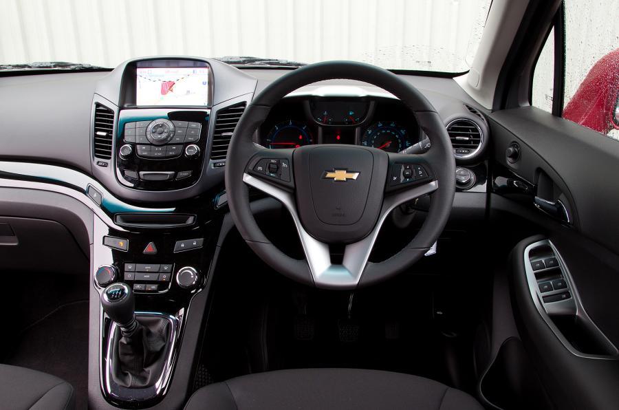 Chevrolet Orlando I 2011 - 2015 Compact MPV #8