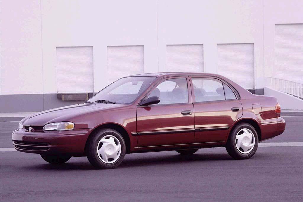 Chevrolet Prizm 1997 - 2002 Sedan #5