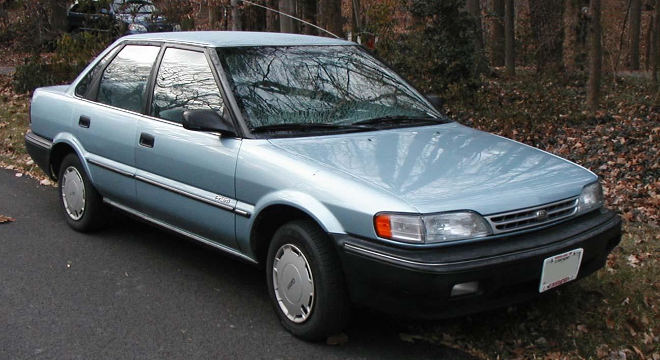 Chevrolet Prizm 1997 - 2002 Sedan #4
