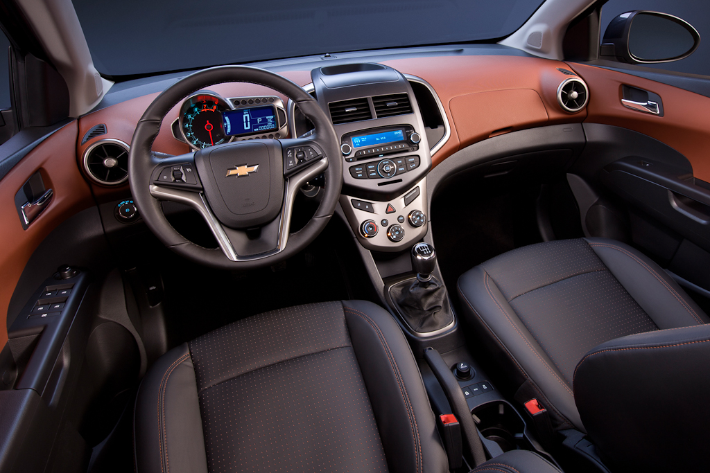 Chevrolet Sonic 2011