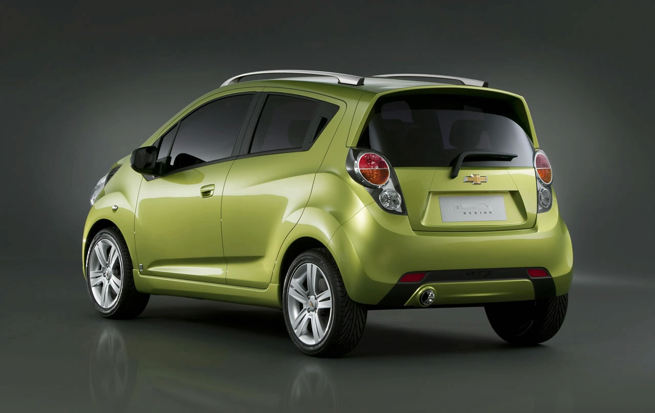 Chevrolet Spark III 2009 - 2015 Hatchback 5 door #7
