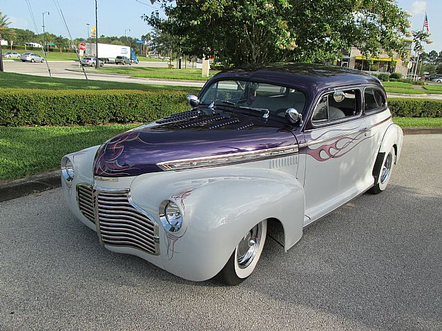 Chevrolet Special DeLuxe 1941 - 1948 Sedan #2
