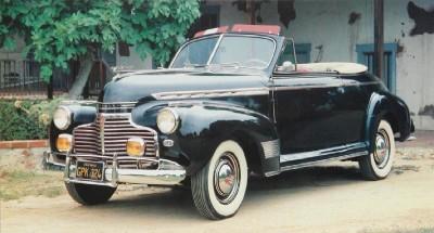 Chevrolet Special DeLuxe 1941 - 1948 Sedan #7