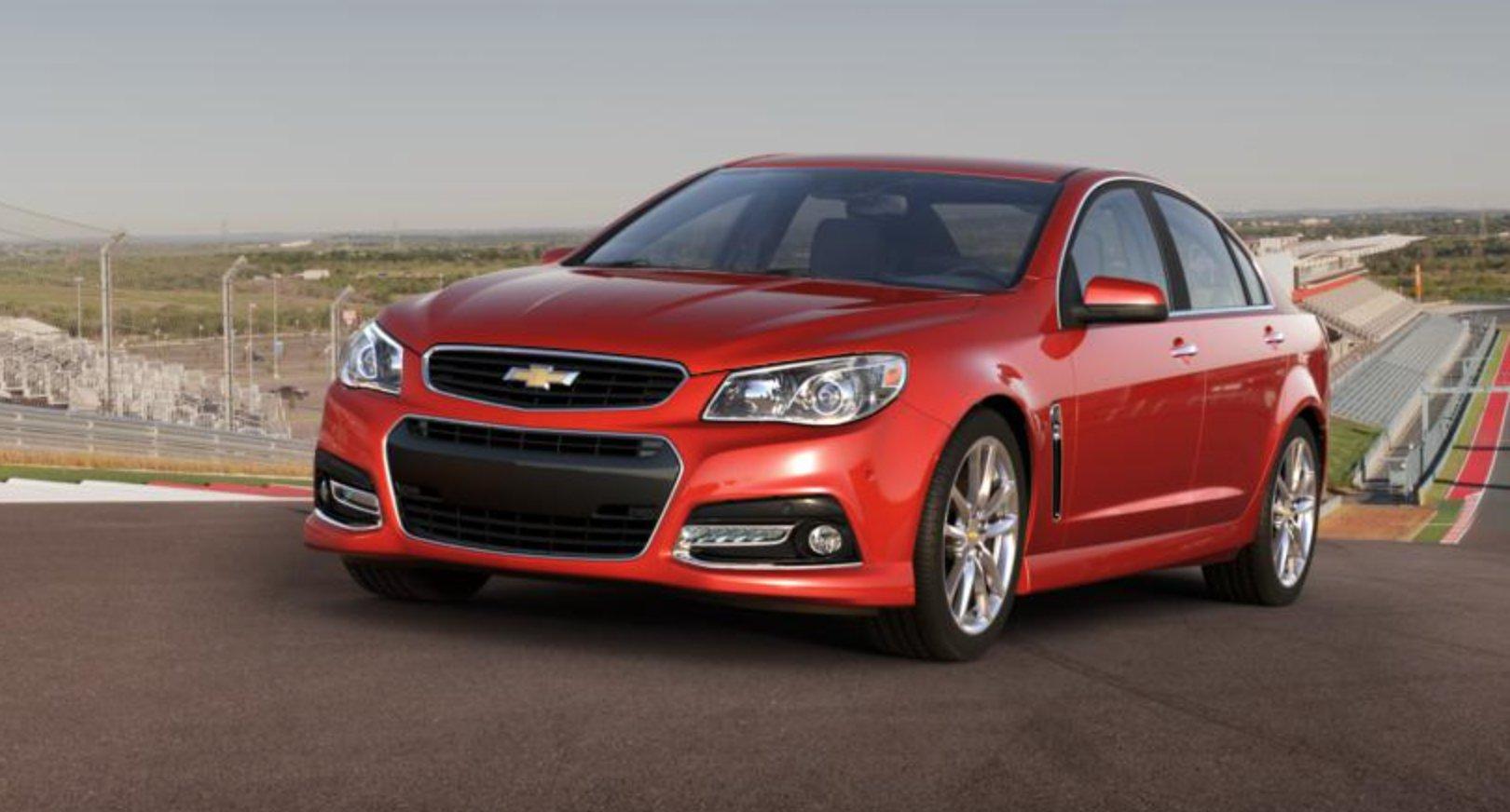 Chevrolet SS I 2013 - now Sedan #5