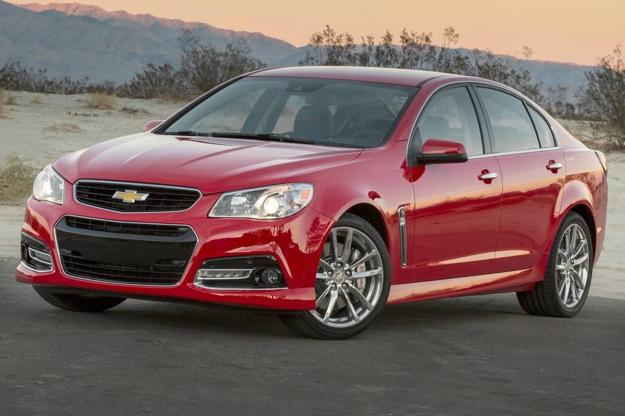 Chevrolet SS I 2013 - now Sedan #3