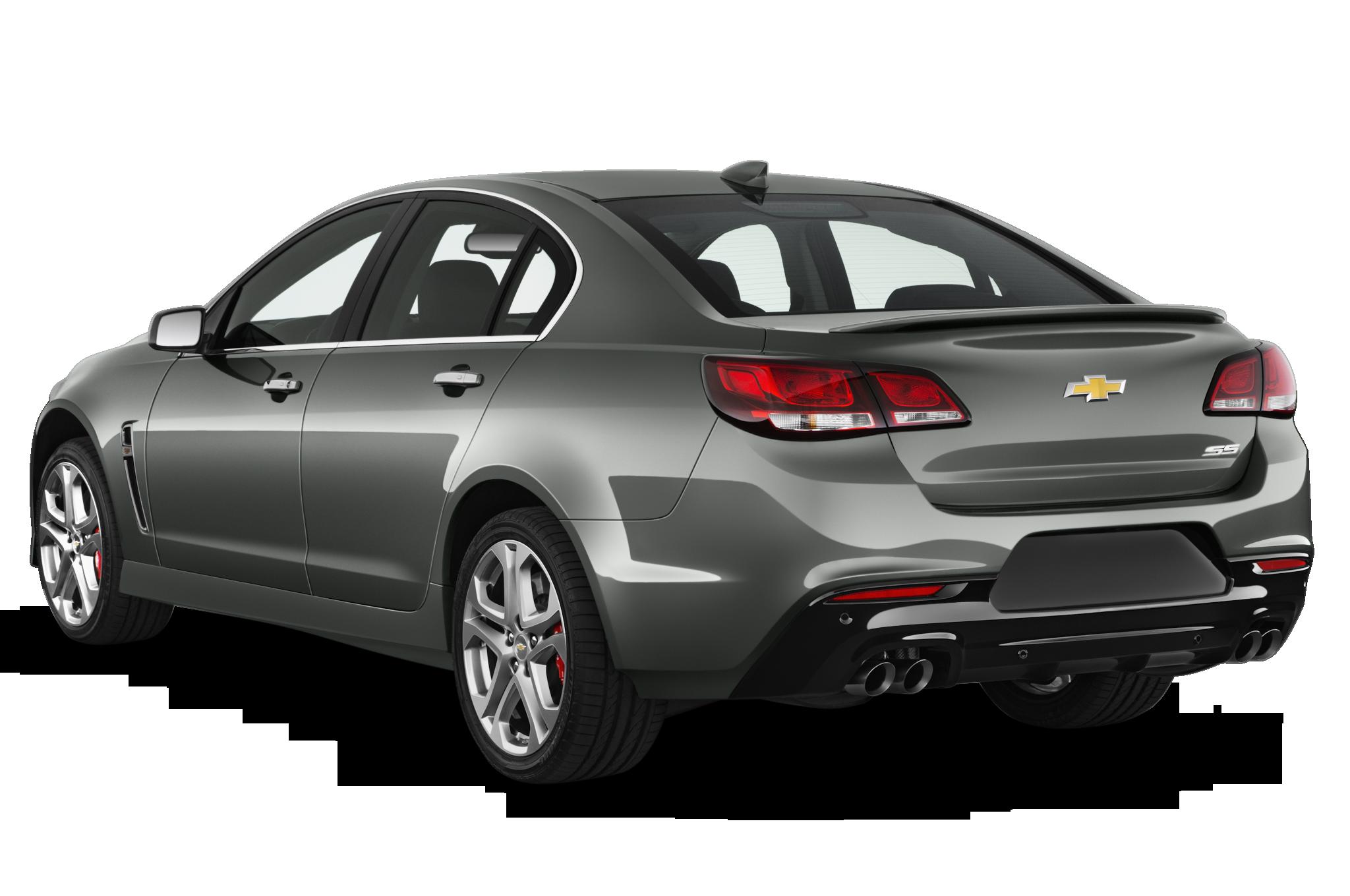 Chevrolet SS I 2013 - now Sedan #1