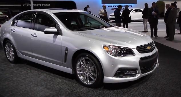 Chevrolet SS I 2013 - now Sedan #2