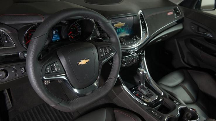 Chevrolet SS I 2013 - now Sedan #4