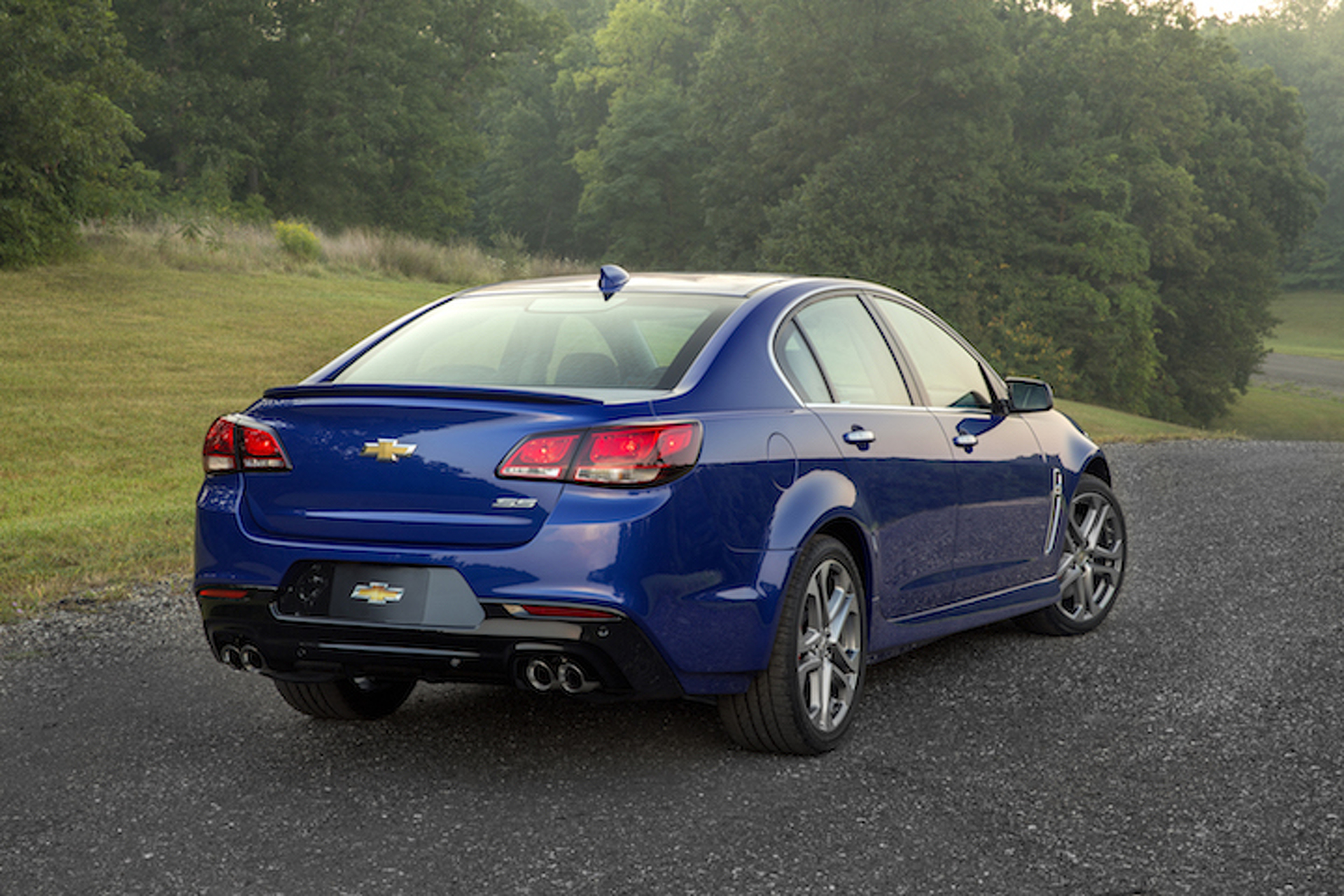 Chevrolet SS I Restyling 2015 - now Sedan #1