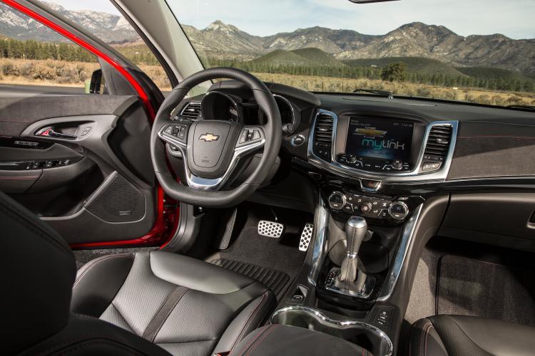 Chevrolet SS I Restyling 2015 - now Sedan #7