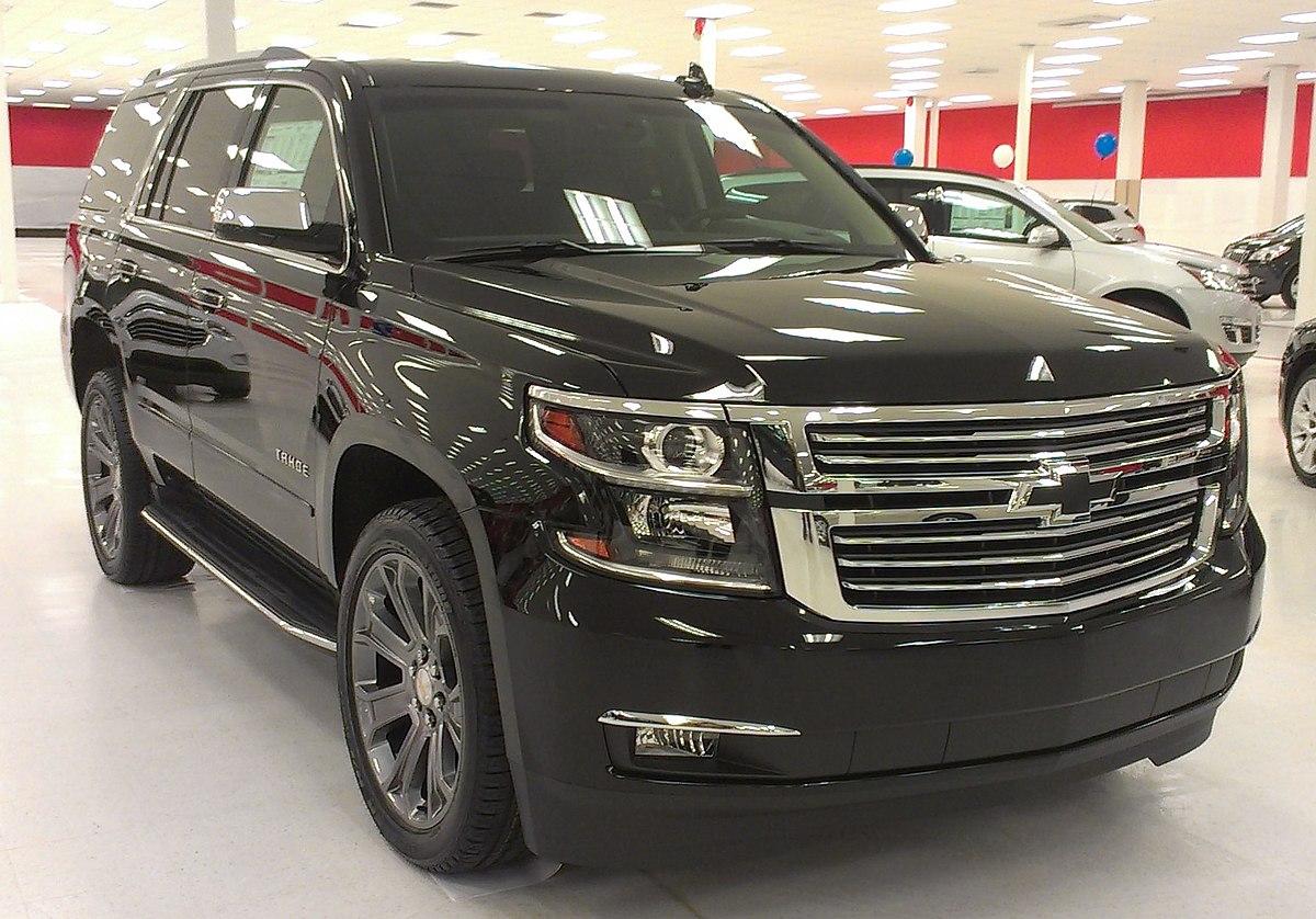 Chevrolet Tahoe IV 2014 - now SUV 5 door #5