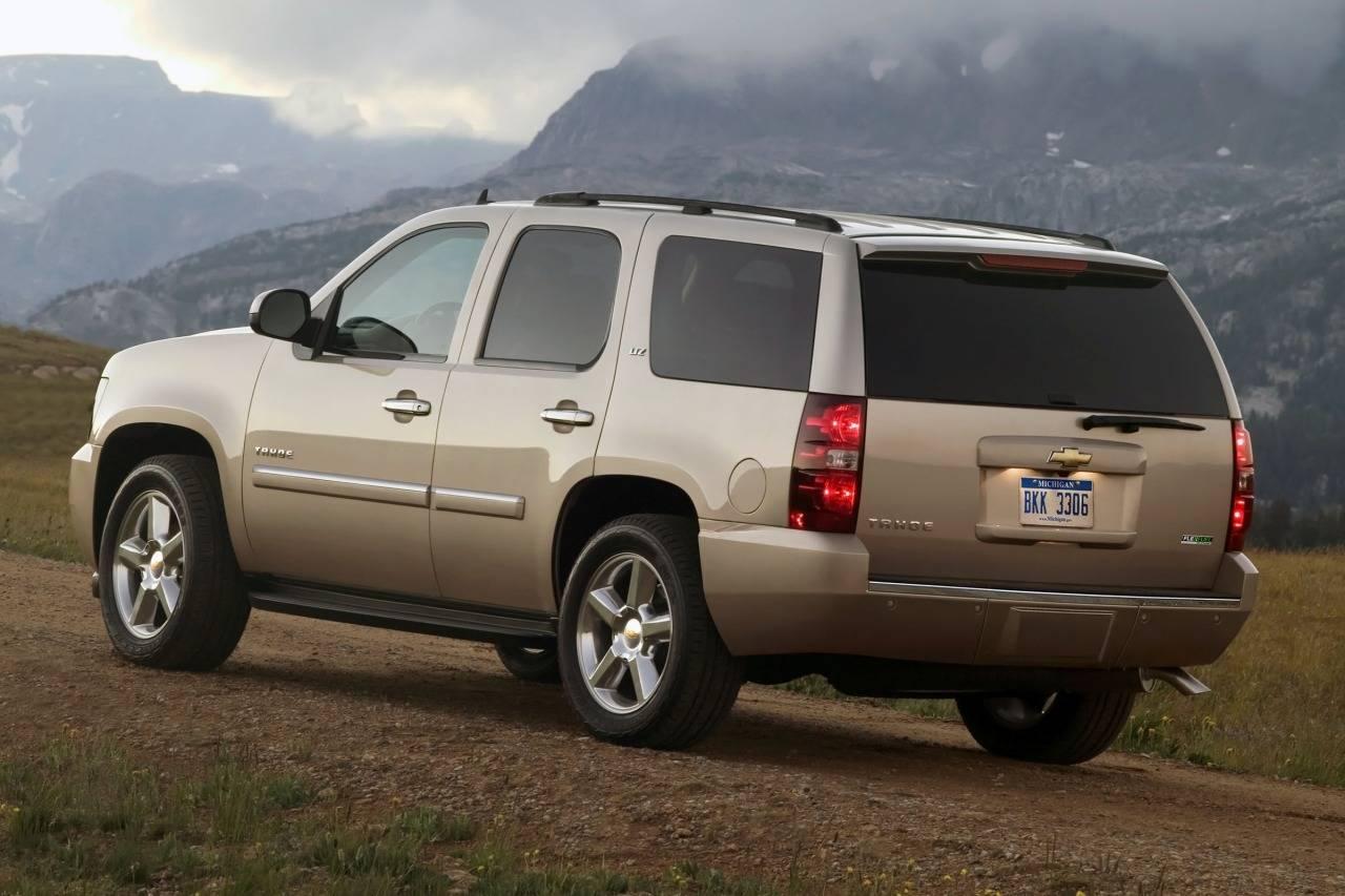 Chevrolet Tahoe IV 2014 - now SUV 5 door #7
