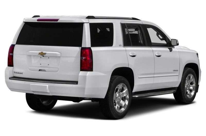Chevrolet Tahoe IV 2014 - now SUV 5 door #4