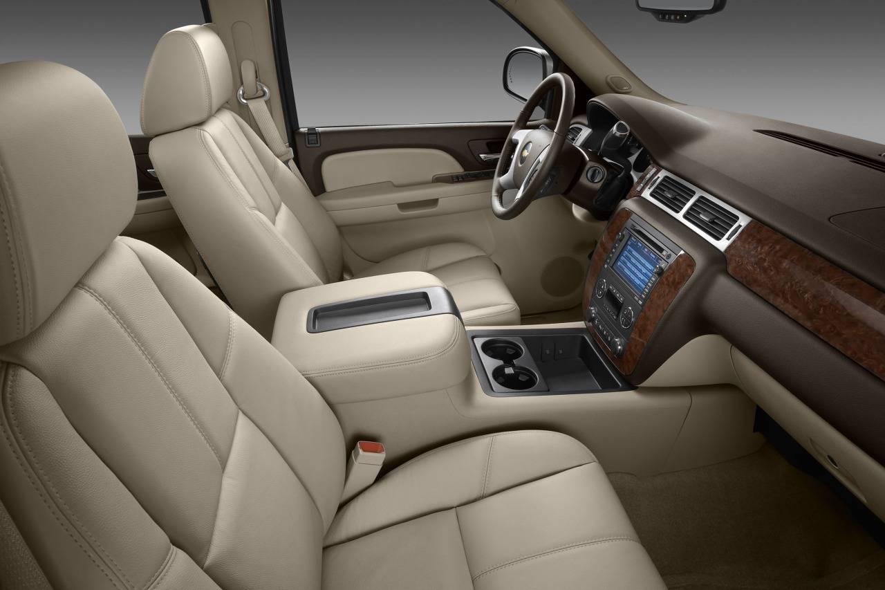 Chevrolet Tahoe IV 2014 - now SUV 5 door #6