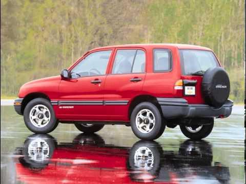 Chevrolet Tracker II 1998 - 2004 SUV 5 door #1
