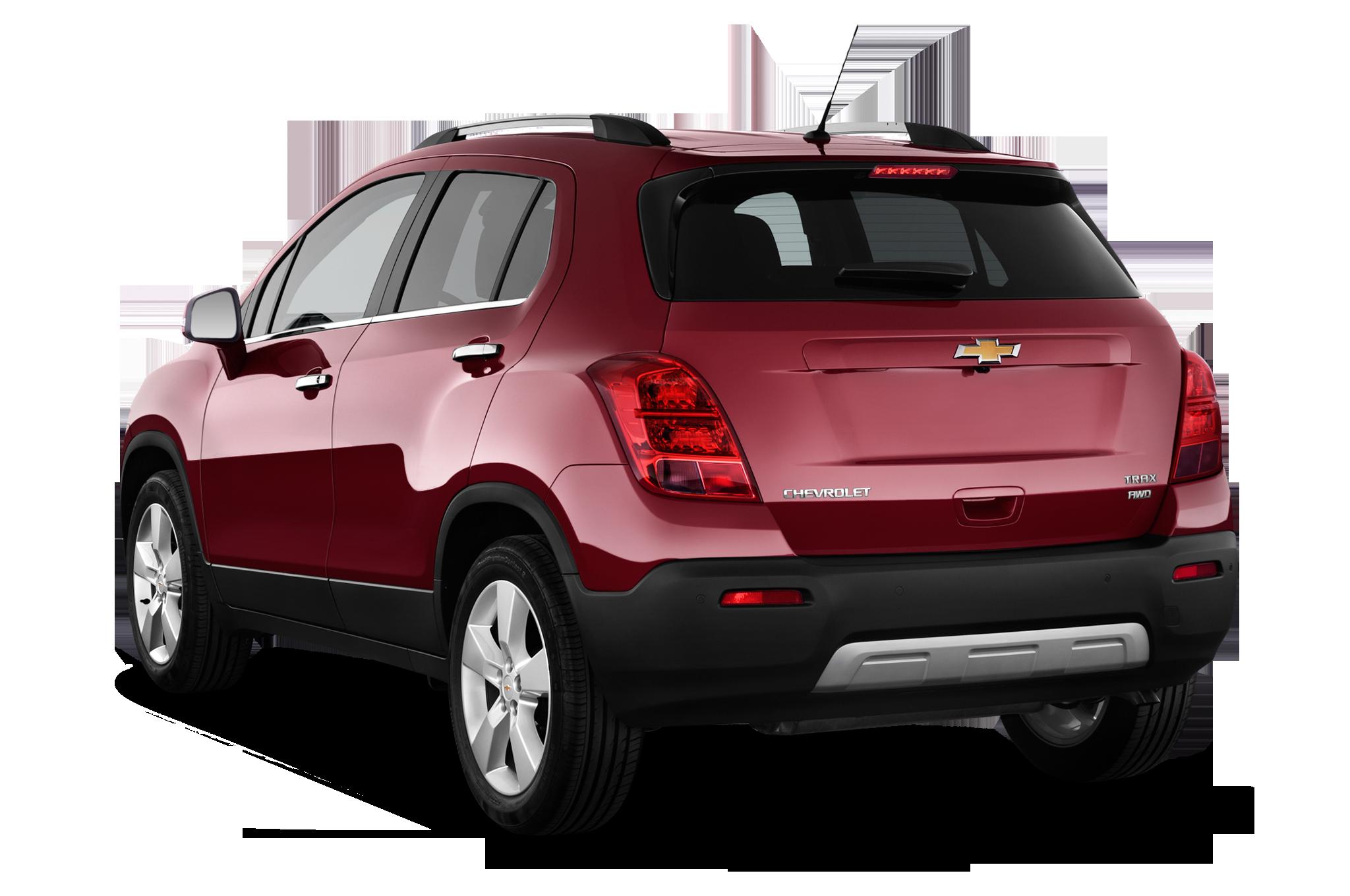 Chevrolet Tracker III (Trax) 2013 - now SUV 5 door #3