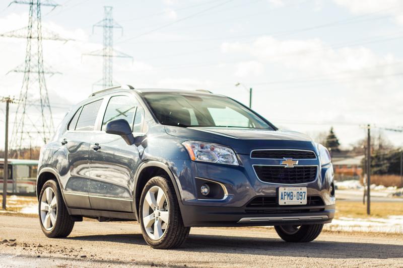 Chevrolet Tracker III (Trax) 2013 - now SUV 5 door #2