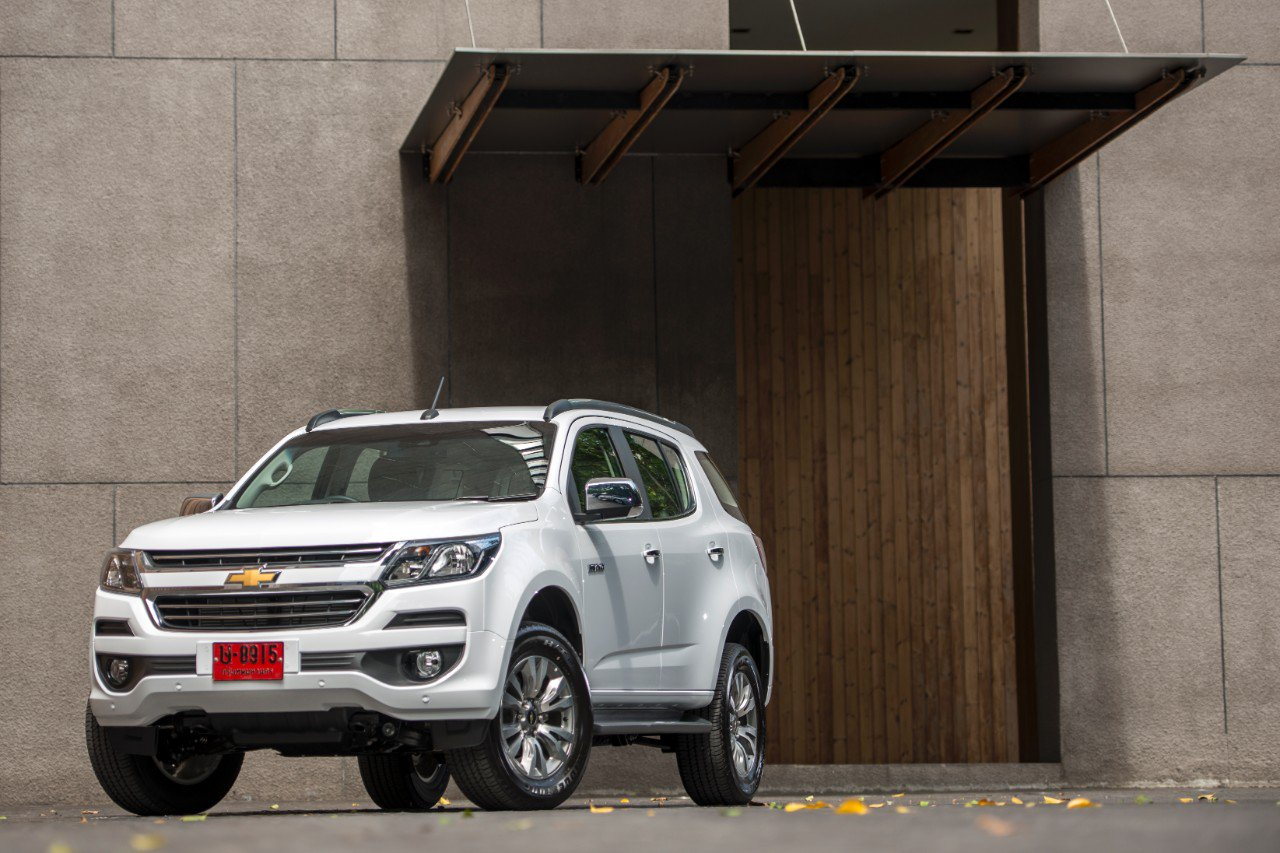 Chevrolet TrailBlazer II 2012 - 2016 SUV 5 door #8