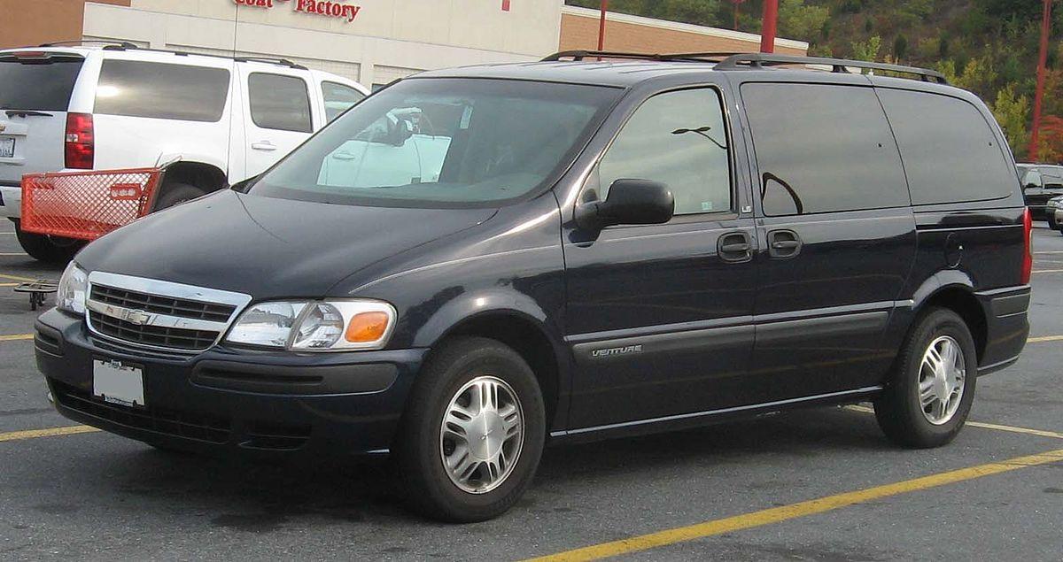 Chevrolet Venture 1996 - 2005 Compact MPV #8