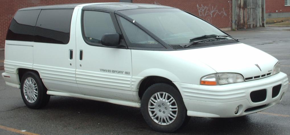 Pontiac Trans Sport I 1989 - 1996 Minivan #5