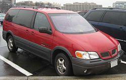 Pontiac Trans Sport I 1989 - 1996 Minivan #2